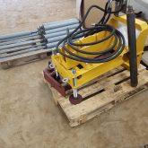 Hydrauliczna maszyna przeciskowa